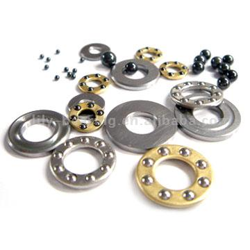Miniature Thrust Ball Bearings