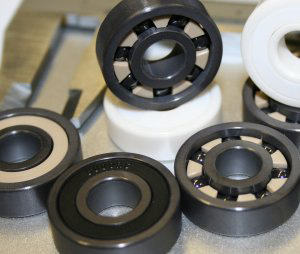 Ceramic Skateboard Bearings