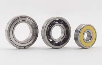 50,000 rpm hybrid ceramic bearings