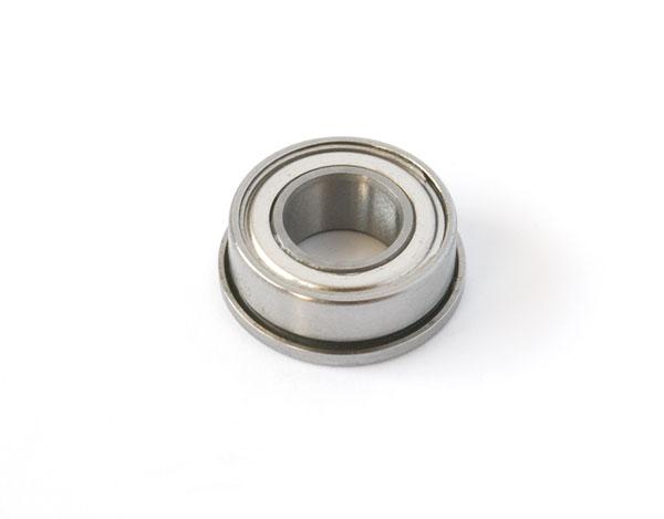 Metric flange ball bearing miniature