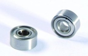 Double Shielded Smooth Dental Bearings